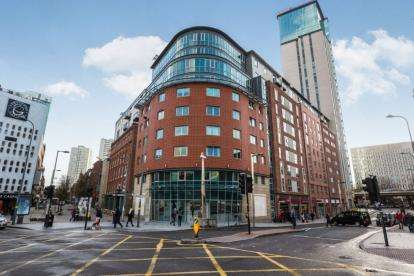 2 Bedrooms Flat for sale in Orion Building, 90 Navigation Street, Birmingahm, West Midlands
