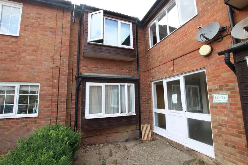 Flat for sale in Conway Close, Houghton Regis