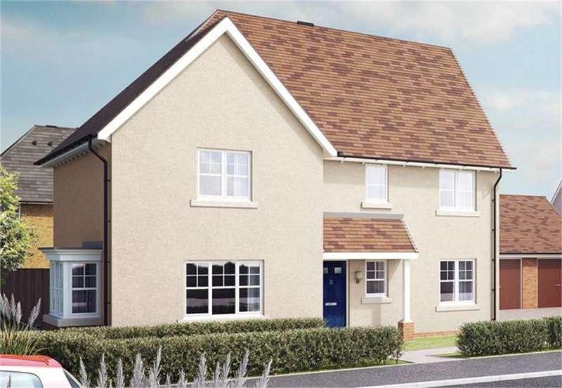 4 Bedrooms Detached House for sale in Plot 1 The Lawford, Elsenham Vale, Elsenham, Essex, CM22