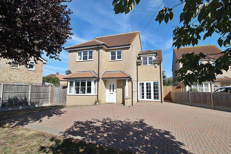 4 Bedrooms Detached House for sale in Rowan Crescent, Biggleswade