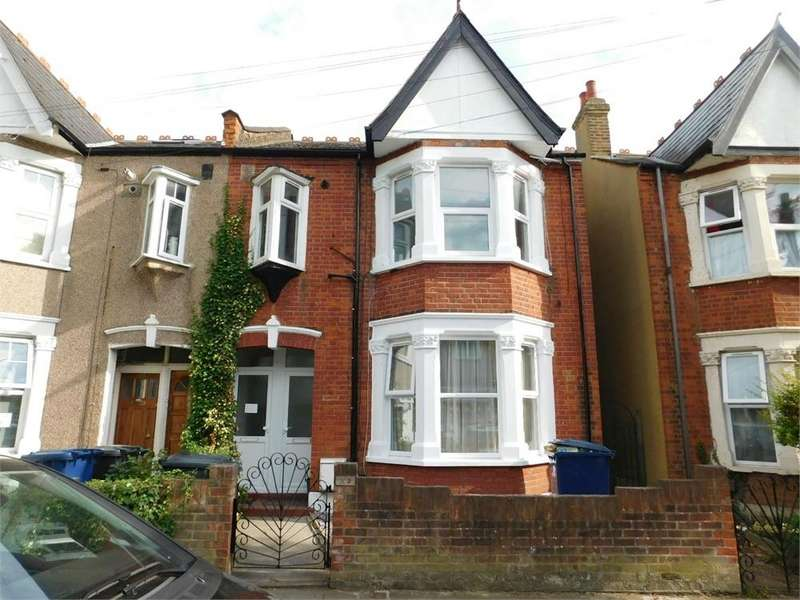 2 Bedrooms Ground Maisonette Flat for sale in Cowper Road, Hanwell, London