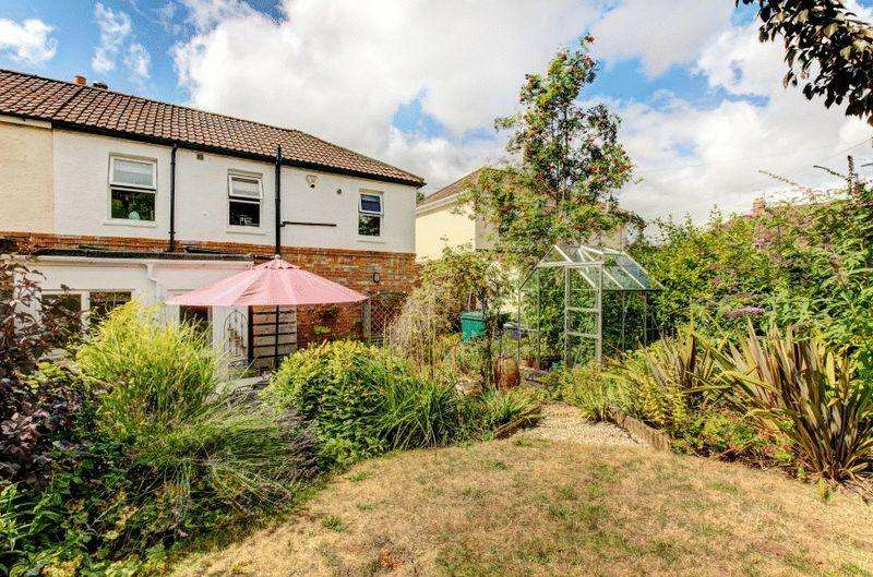 3 Bedrooms Semi Detached House for sale in Claremont Avenue, Bishopston
