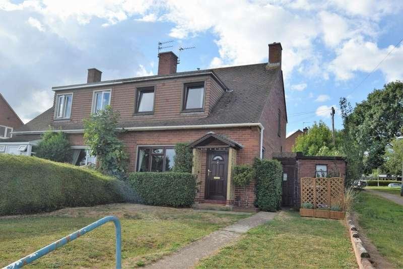 2 Bedrooms House for sale in Elizabeth Avenue, Exeter, EX4
