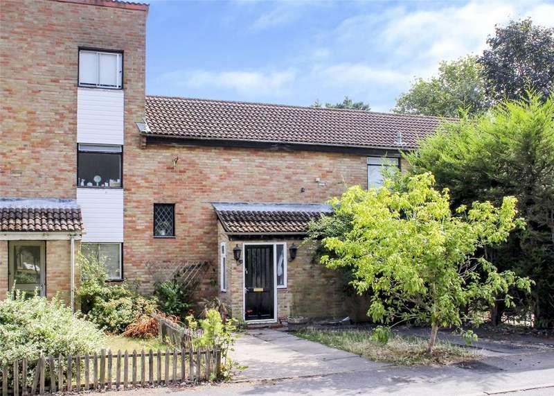 3 Bedrooms Terraced House for sale in Helmsdale, Bracknell, Berkshire, RG12