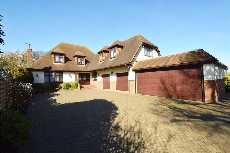 5 Bedrooms Detached House for sale in Benfleet Road, Benfleet, Essex, SS7