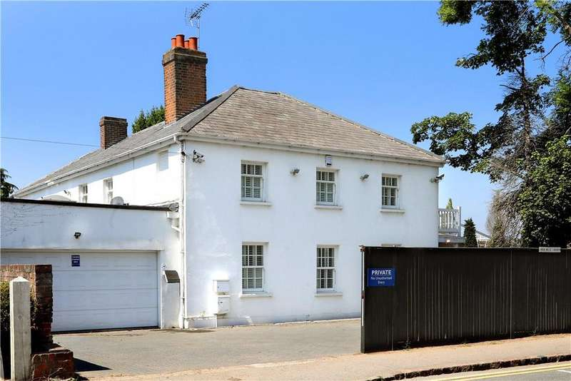 4 Bedrooms Detached House for sale in Winkfield Road, Ascot, Berkshire, SL5