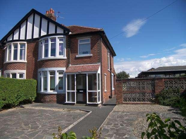 3 Bedrooms Semi Detached House for sale in Church Road St Annes