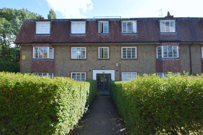2 Bedrooms Apartment Flat for sale in Denison Close, Hampstead Garden Suburb