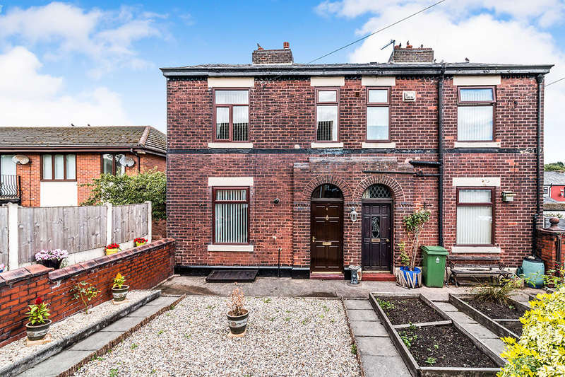 2 Bedrooms Semi Detached House for sale in Lynton Terrace, Radcliffe, Manchester, M26