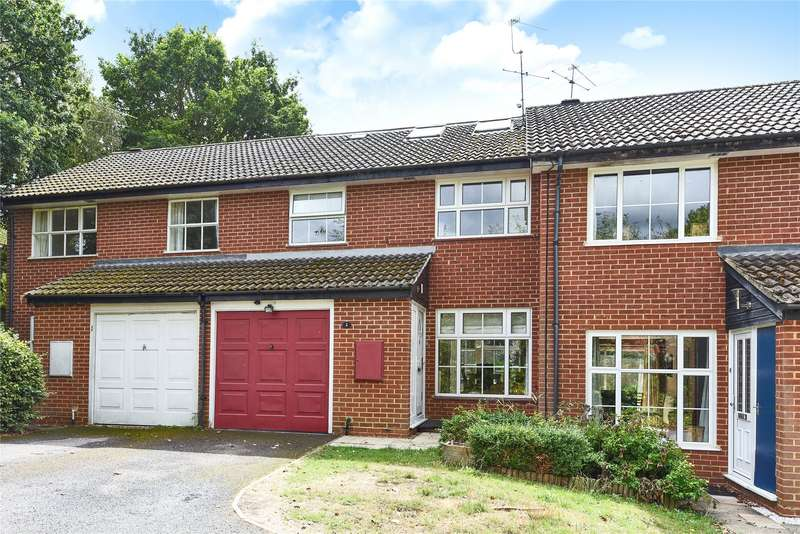 4 Bedrooms Terraced House for sale in Lime Close, Wokingham, Berkshire, RG41