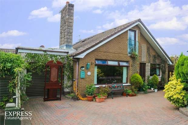 3 Bedrooms Detached Bungalow for sale in Chapel Island Park, Newtownards, County Down