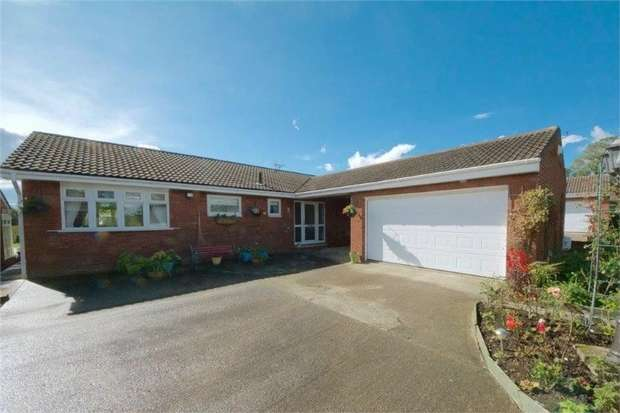3 Bedrooms Detached Bungalow for sale in Southlands, Coxhoe, Durham
