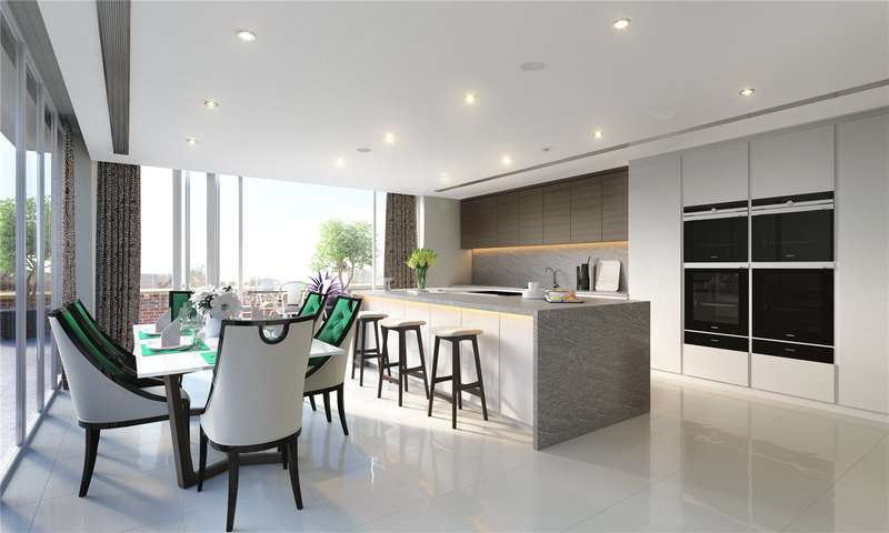 3 Bedrooms Flat for sale in Mill Lane, Taplow, Maidenhead, SL6