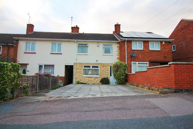 3 Bedrooms Terraced House for sale in Bowhill Grove, Leicester, LE5