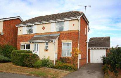 3 Bedrooms Detached House for sale in Moonshine Way, Sheffield, South Yorkshire