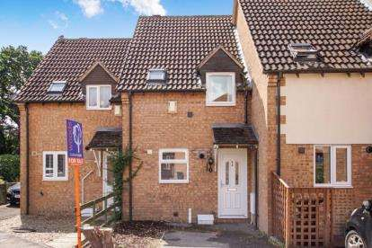 2 Bedrooms Terraced House for sale in Stanshaws Close, Bradley Stoke, Bristol, Gloucestershire