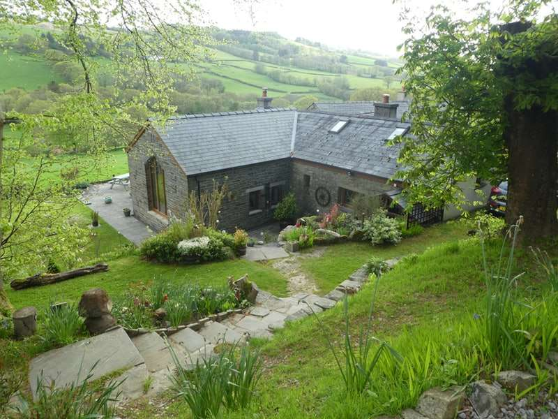 3 Bedrooms Detached House for sale in ., Lampeter, Ceredigion, SA48