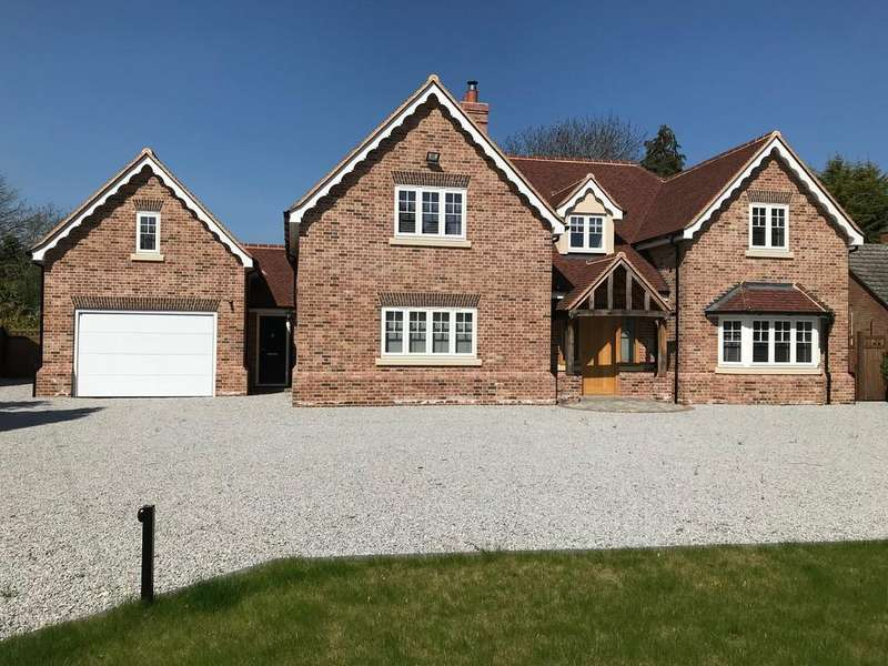 5 Bedrooms Detached House for sale in Panfield, Braintree