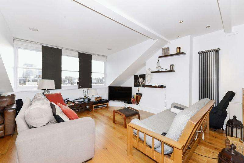 3 Bedrooms Apartment Flat for sale in Castellain Road, London