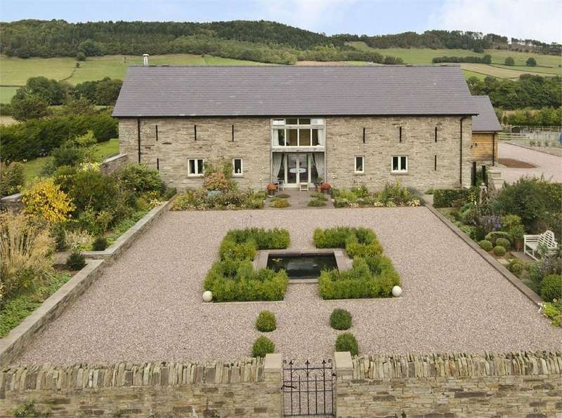 5 Bedrooms Detached House for sale in Dorstone, Herefordshire