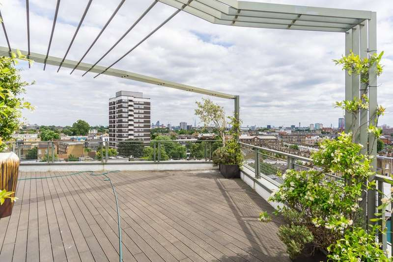 3 Bedrooms Apartment Flat for sale in Holmes Road, London, NW5