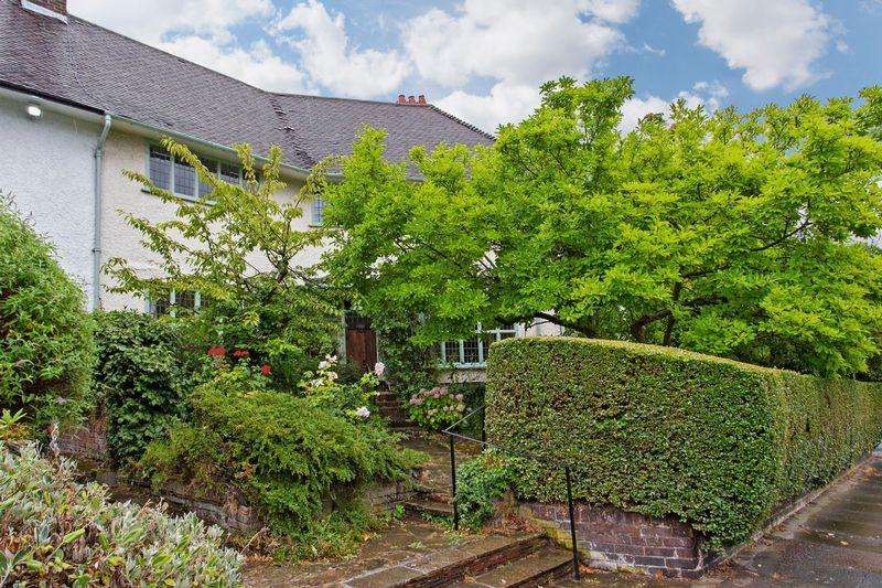 5 Bedrooms Semi Detached House for sale in Meadway Gate, Hampstead Garden Suburb, NW11