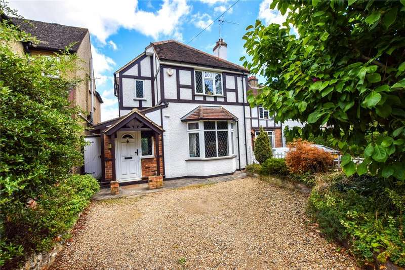 3 Bedrooms Detached House for sale in Sheepcot Lane, Watford, Hertfordshire, WD25
