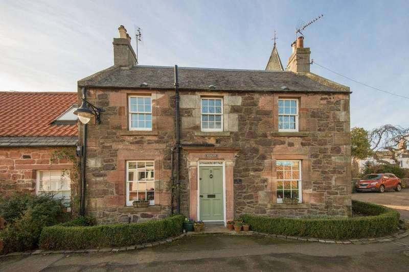 2 Bedrooms Semi Detached House for sale in Roselinn, 5 Mill Wynd, East Linton, EH40 3AE