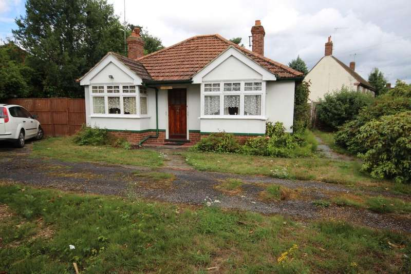 3 Bedrooms Detached Bungalow for sale in Barrett Crescent, Wokingham