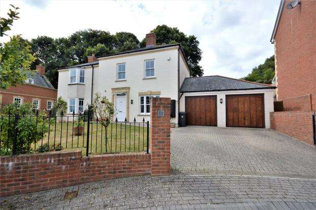 4 Bedrooms Detached House for sale in West Park Road, Sidmouth, Devon