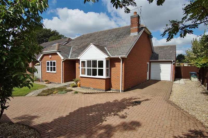 3 Bedrooms Detached Bungalow for sale in North Kilworth