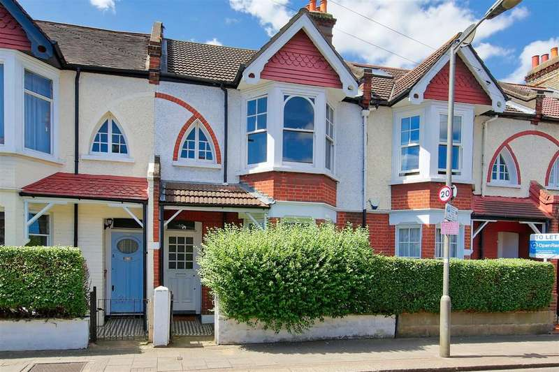 3 Bedrooms Semi Detached House for sale in Totterdown Street, London