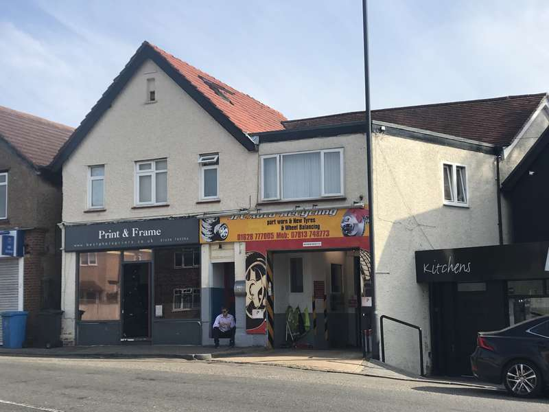 Land Commercial for sale in 82, 82A FURZE PLATT ROAD,MAIDENHEAD,SL6 7NH, Maidenhead