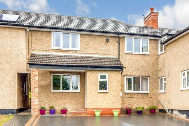 4 Bedrooms Terraced House for sale in Church Street, Sandy, Bedfordshire, SG19 2AN