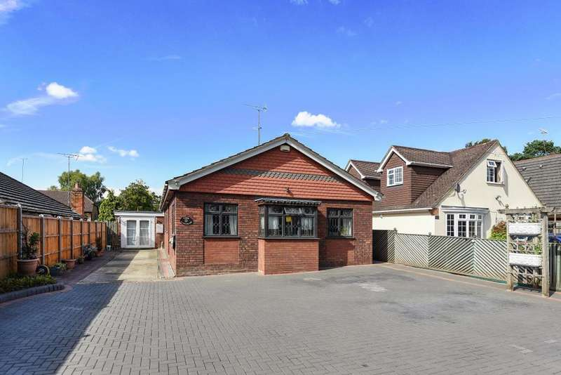 3 Bedrooms Detached Bungalow for sale in Wokingham, Berkshire, RG40
