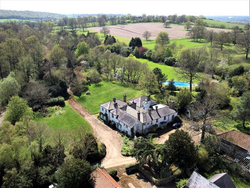 11 Bedrooms Country House Character Property for sale in St Leonards Lane, Nazeing, Waltham Abbey EN9