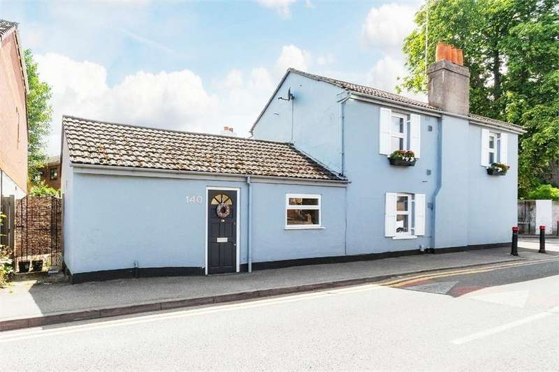 2 Bedrooms Cottage House for sale in Horton Road, Datchet, Berkshire