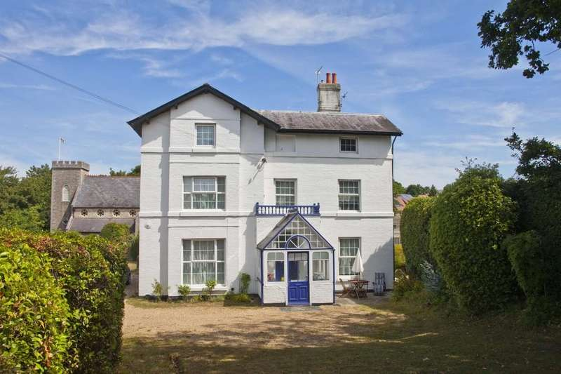6 Bedrooms Detached House for sale in East Cowes, Isle of Wight