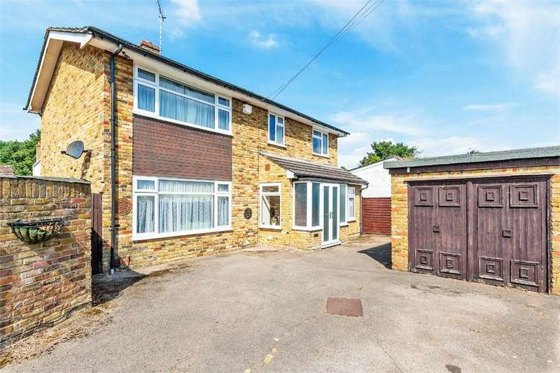 6 Bedrooms Detached House for sale in Lawn Avenue, West Drayton, Middlesex