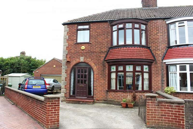 3 Bedrooms Semi Detached House for sale in Saxby Road, Norton, TS20