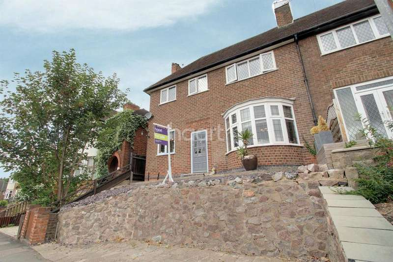 2 Bedrooms Semi Detached House for sale in Tetuan Road, Leicester