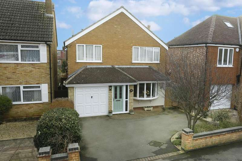 3 Bedrooms Detached House for sale in Knoll Street, Market Harborough