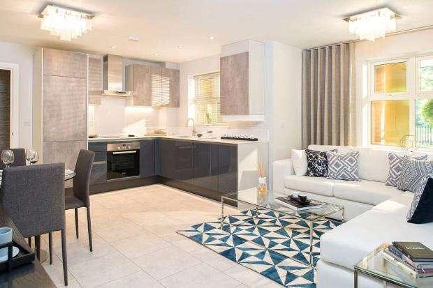 1 Bedroom Apartment Flat for sale in Millennium Fields, Sandy Lane, Bracknell