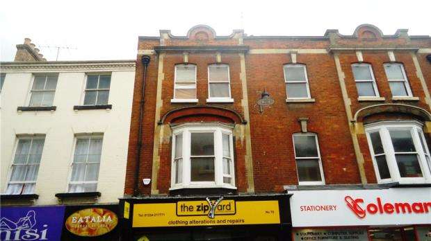 1 Bedroom Apartment Flat for sale in Lime Street, Bedford