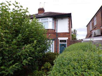 3 Bedrooms Semi Detached House for sale in Gipsy Lane, Leicester, Leicestershire, England