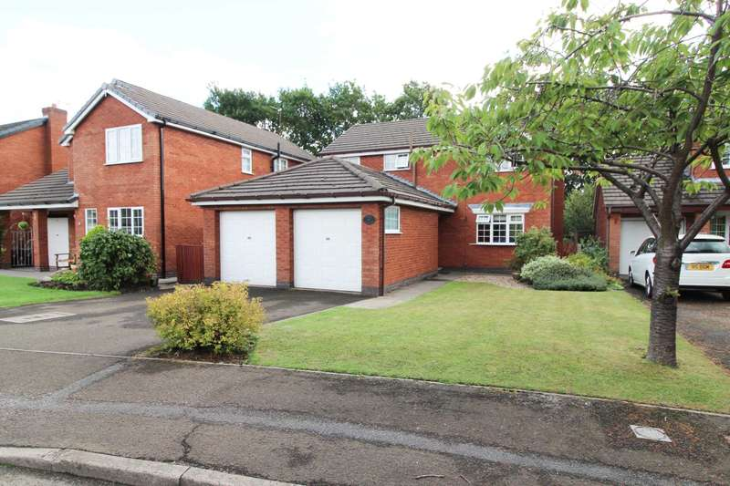 4 Bedrooms Detached House for sale in TRINITY GARDENS, Davenport