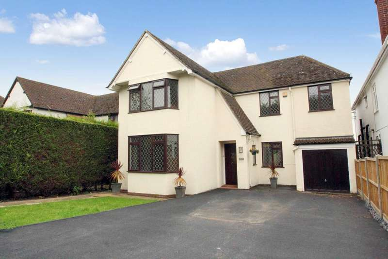 5 Bedrooms Detached House for sale in Wokingham Road, Earley