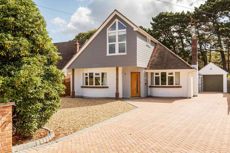 4 Bedrooms Detached House for sale in Talbot Woods, Bournemouth, Dorset, BH4