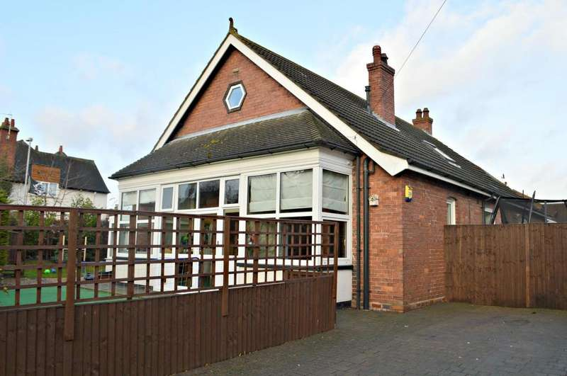 6 Bedrooms Detached Bungalow for sale in Victoria Road, Louth, Lincolnshire, LN11