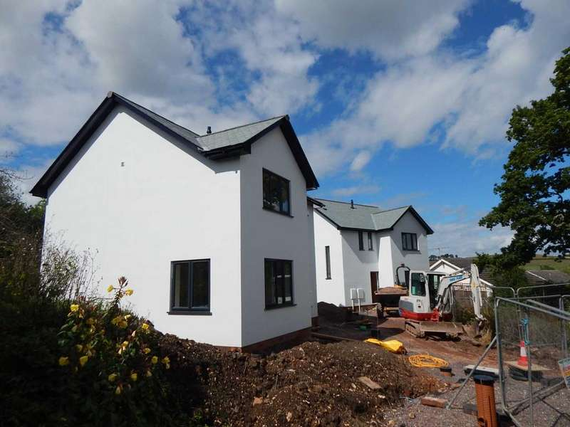 3 Bedrooms Detached House for sale in Govers Meadow, Colyton, Devon
